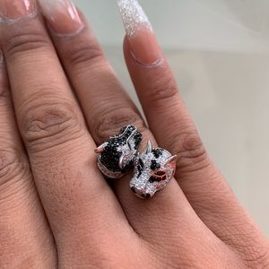 Jewelry - NEW STERLING SILVER LEOPARD RING